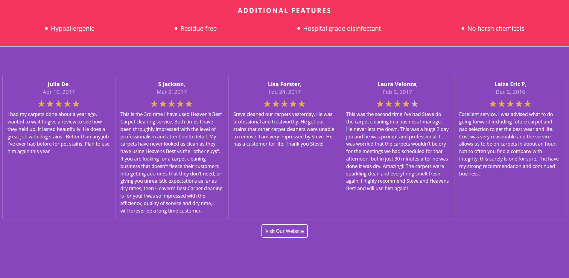 New Guide For Displaying Google Reviews On Your Website - EZ