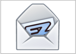 ez envelope icon.